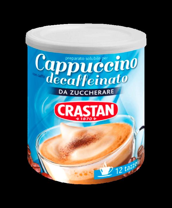 cappuccino solubile decaffeinato