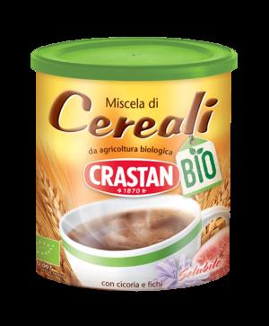 miscela di cereali solubile bio crastan