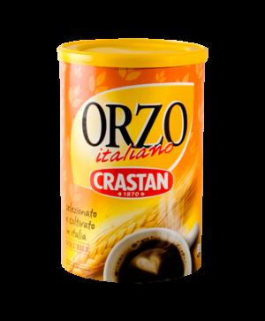 orzo italiano solubile in barattolo crastan
